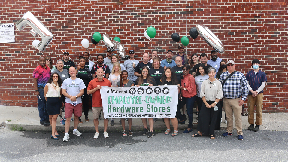 National Cooperative Bank Provides Financing for Local ACE Hardware Owners to Transfer Ownership of Stores to Employees