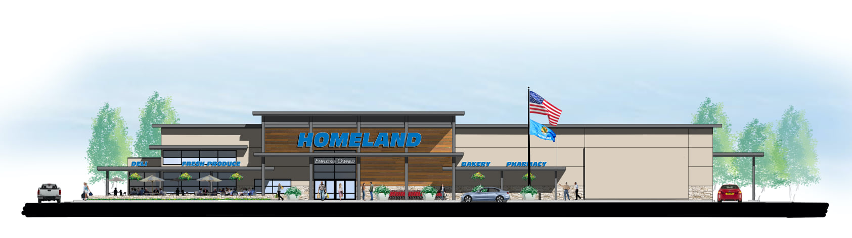 National Cooperative Bank Provides $4.2 Million for a New Homeland Grocery Store in Oklahoma City