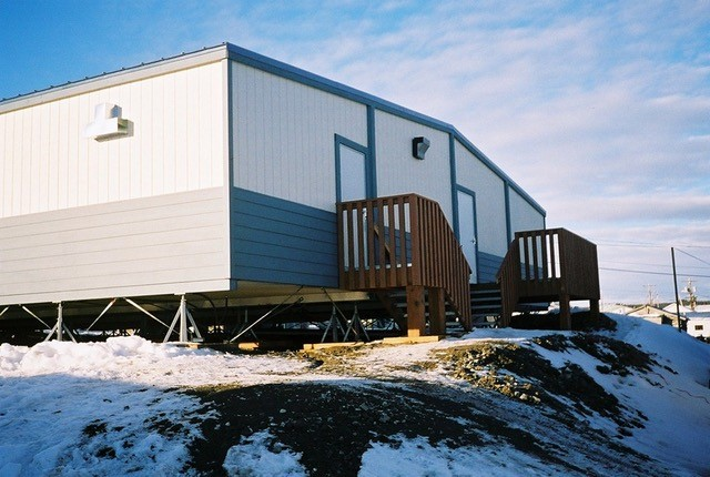 National Cooperative Bank Finances a New Grocery Store in Isolated Alaskan Community