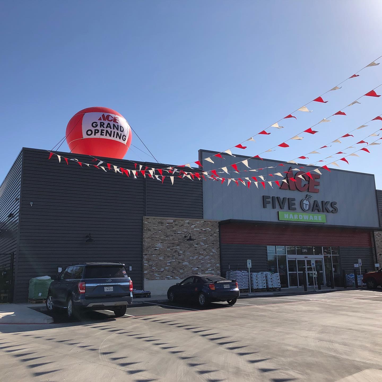 NCB Finances San Antonio's First ACE Hardware Store