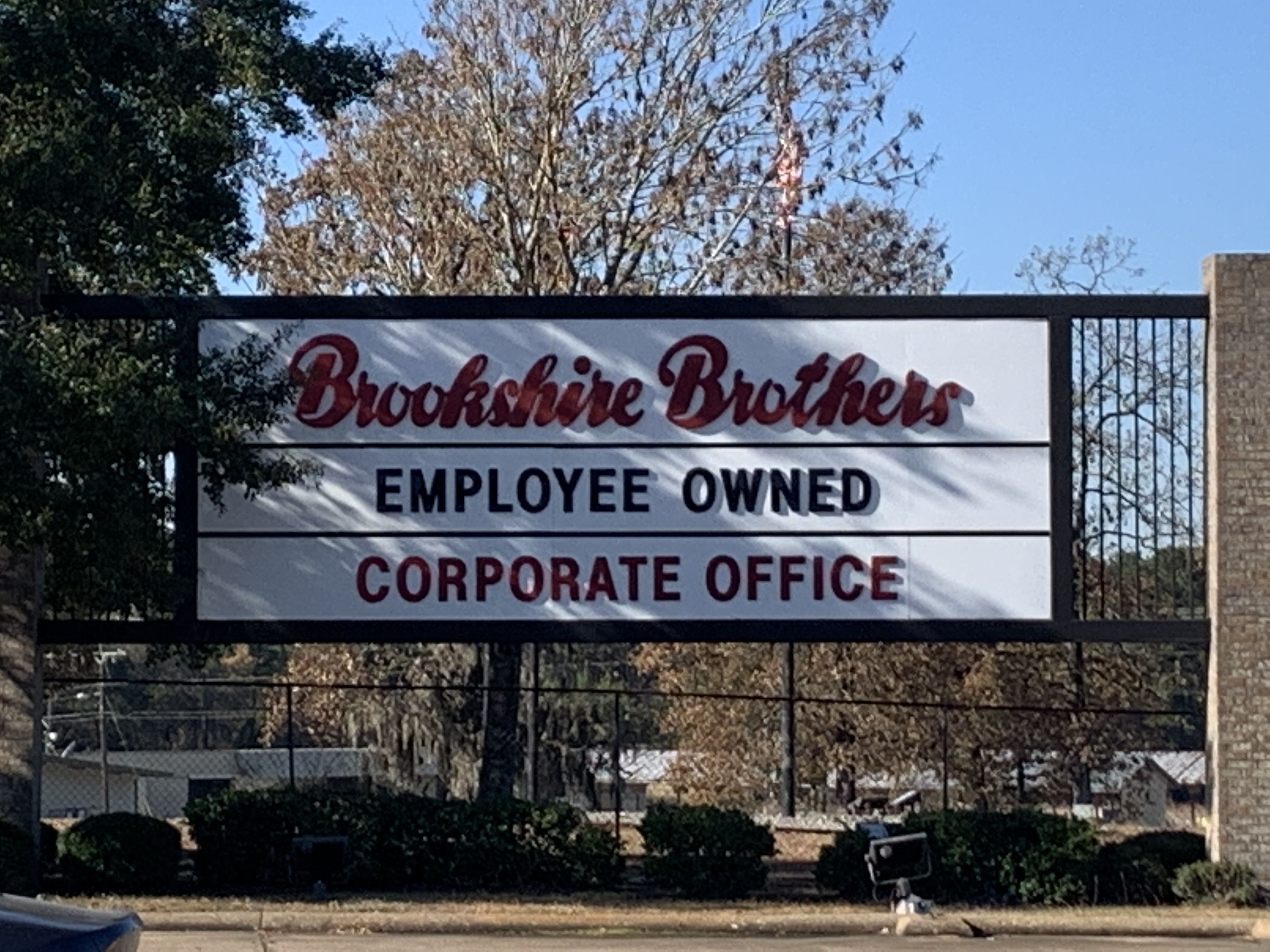 NCB closes $11.1 million loan to Brookshire Brothers Holding Company, Inc.