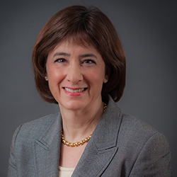Debra Huddleston, Senior Advisor, NCB Board Vice Chair