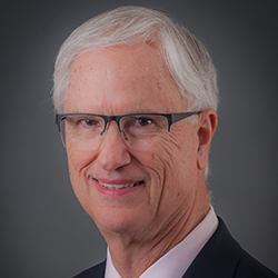 Roger Collins, NCB Board Vice Chair, <br>Former Chief Executive Officer and Chairman