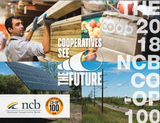 The NCB Co-op 100® Reports Top Producing Cooperatives with Revenues of $214.4 Billion
