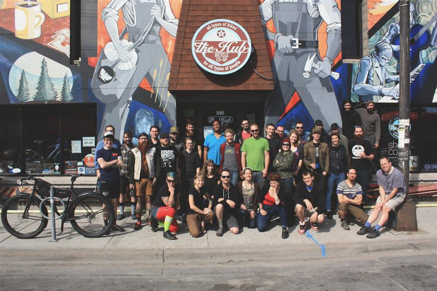 National Cooperative Bank Provides Financing to The Hub Bike Co-op for new retail location
